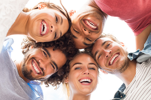 Group of patients satisfied with their dental experiences at Pollard Family Dentistry in Portland, OR